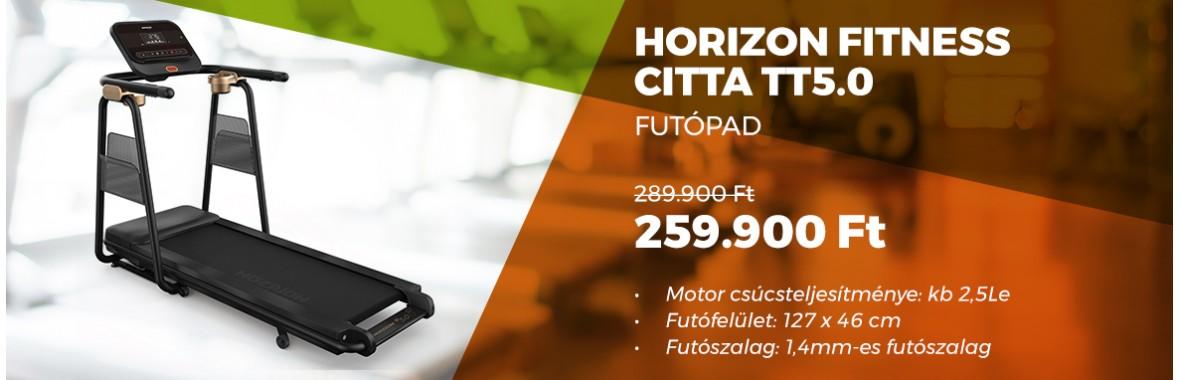 Citta TT5.0 futópad