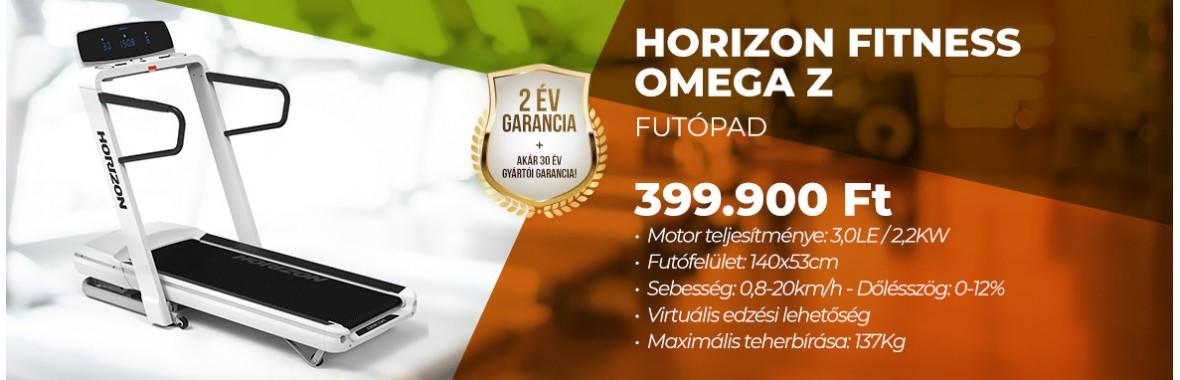 Omega Z futópad