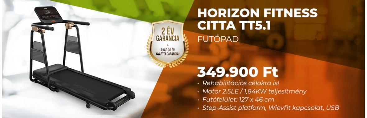Citta TT5.1 futópad