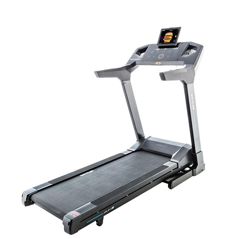 Run S futópad